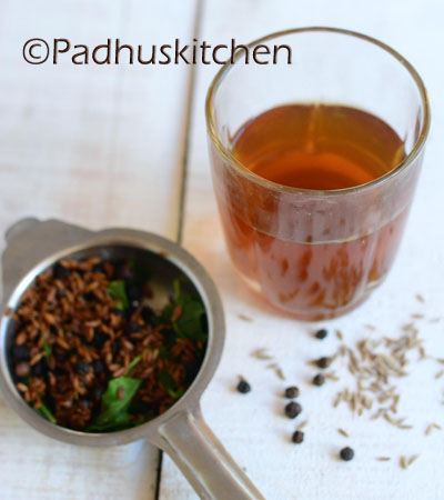 grandma's remedy for fever-kasayam for fever