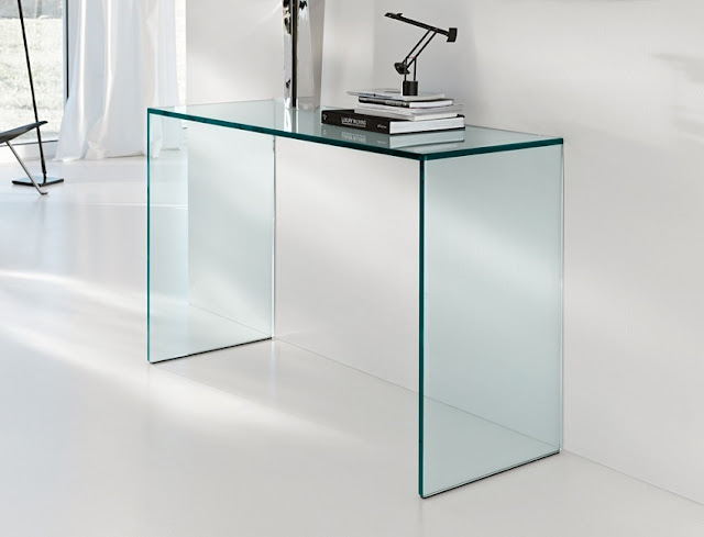 best buy contemporary glass home office furniture for sale discount