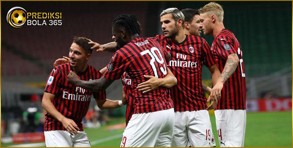 Profil AC Milan, Pengoleksi Gelar Eropa Terbanyak di Italia