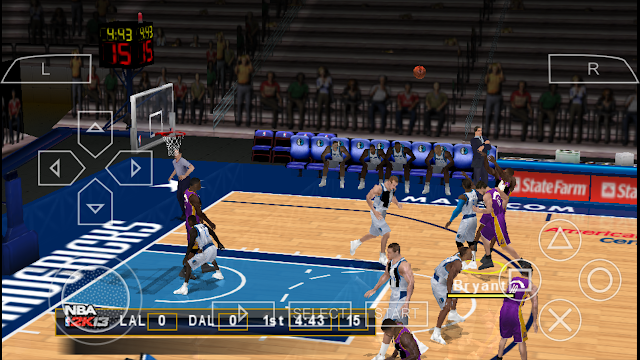 تحميل لعبة كرة السلة للاندرويد