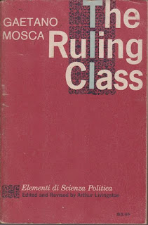 Gaetano Mosca - The Ruling Class