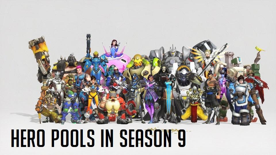 Overwatch Hero Pools