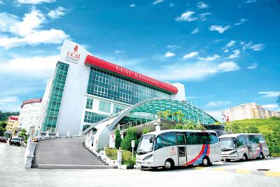 BEASISWA S2 & S3 FULL UCSI UNIVERSITY MALAYSIA