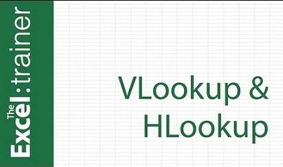 Pengertian Vlookup dan Hlookup Untuk Anda