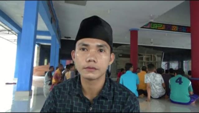 Delon Tersangka Penista Agama Islam Jadi Mualaf