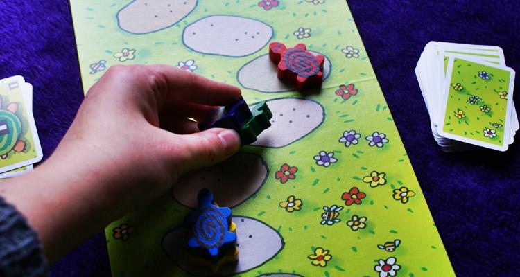 pędzące żółwie gra