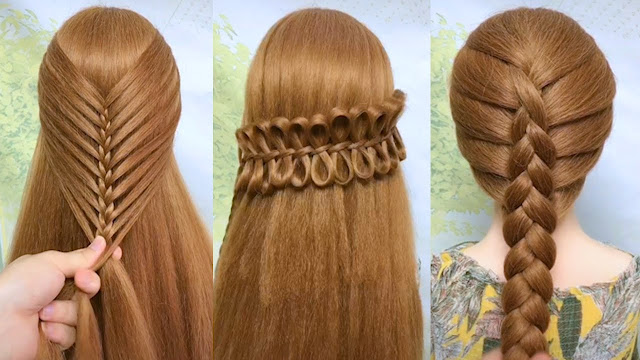 Beautiful hair styles for girls     Beautiful hair styles for girls