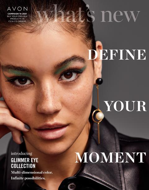 Avon Brochure What's New Campaign 14 2021 - Avon Reps Demo Book Online