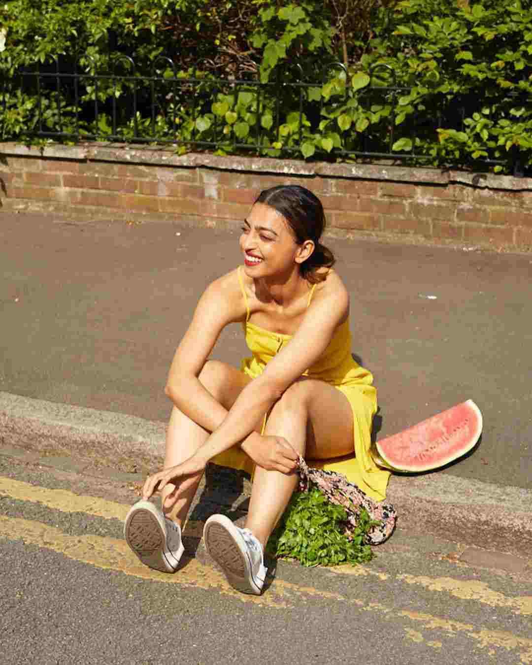 Bollywood Hot Heroine Radhika Apte Instagram Photos
