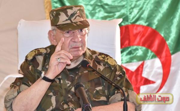 """قايد صالح : """"الإنتخابات ستجرى في وقتها .. وسنرافق الشعب إلى غاية انتخاب رئيس الجمهورية"""""""