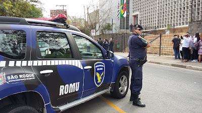 Está aberto concurso público para a Guarda Civil de São Roque