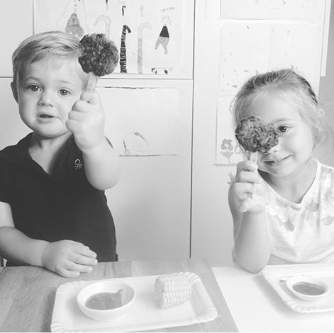 Essen für Kinder_My Kitchenlogbook by Marlene Grünzweil