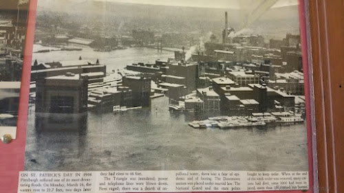 Pittsburgh 1936 Flood