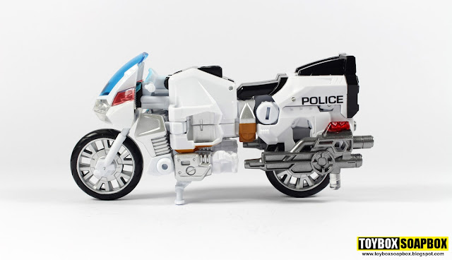 hasbro may mayhem groove bike mode
