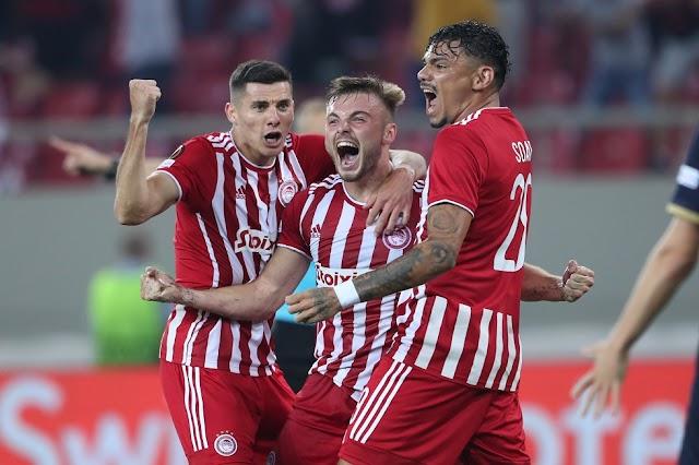Ολυμπιακός-Αντβέρπ 2-1: Είναι τρελός ο Μολδαβός