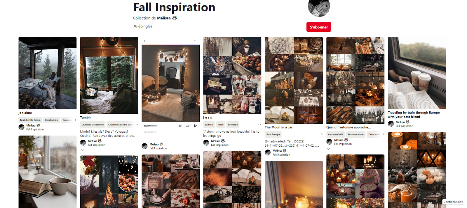 https://www.pinterest.fr/melissazimmer85/fall-inspiration/