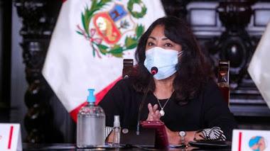 Violeta Bermúdez: Perú es el país con más contratos de compra de vacunas en América Latina