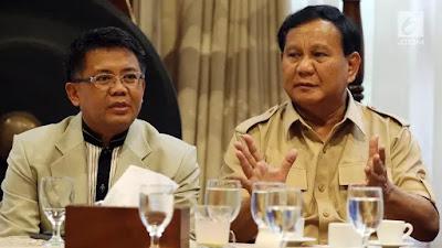 Prabowo: Minta Maaf Atas Usung Ahok di Pilkada DKI 2012