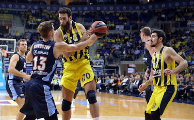 Turkish Airlines Euroleague | Fenerbahçe Beko - Zenit St.Petersburg