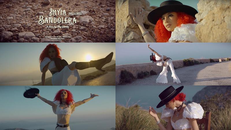 IMYIA - ¨Bandolera¨ - Videoclip - Directora: Day García. Portal Del Vídeo Clip Cubano