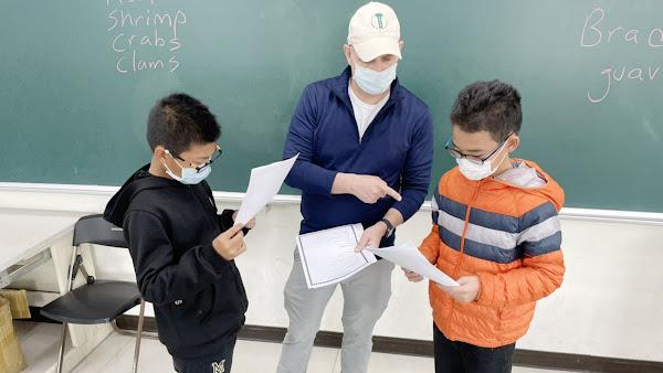 彰化縣政府大拇指啟英計畫 大葉大學協辦英語營