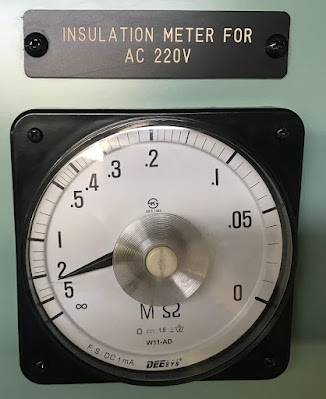 Low insulation 220V