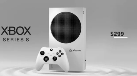 Xbox Series S leaks at $ 299