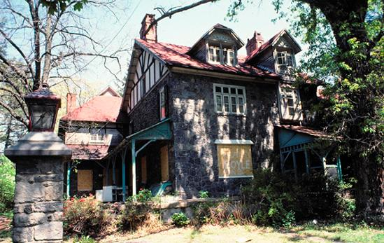Ghosts Of Delaware County Heilbron Mansion Media Pa