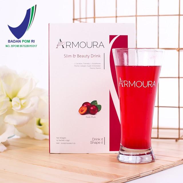 Armoura tampil cantik tanpa cosmetik