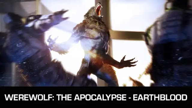 Werewolf: The Apocalypse - Earthblood will take 12 hours to complete