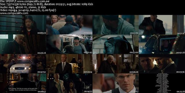 Safe DVDRip Subtitulos Español Latino Descargar 1 Link 2012