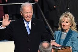 Joe Biden Resmi Dilantik Menjadi Presiden Amerika Serikat ke 46