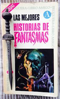 Portada del libro Las mejores historias de fantasmas, de varios autores