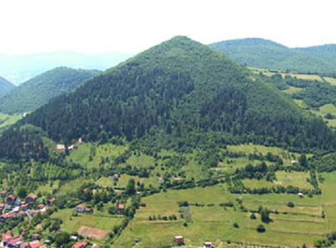 Illyrian Pyramids in Bosnia discovered by Osmanagic dazing the World
