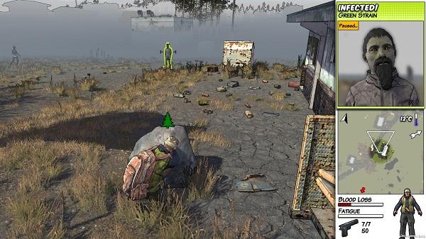 Free Donload Survivalist: Invisible Strain