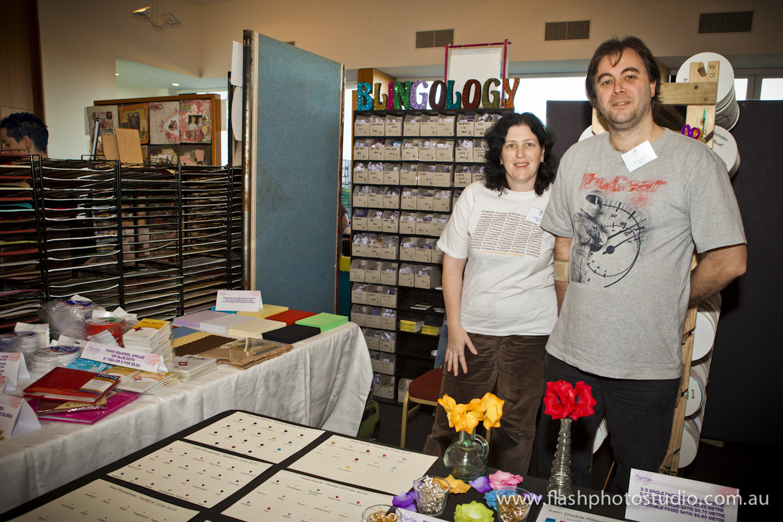 Creative Crafts Show At Sandown Park