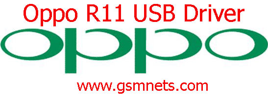 Oppo R11 USB Driver