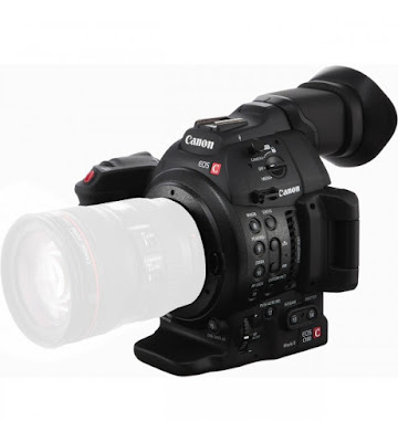 Canon EOS C100 Mark II Firmware最新ドライバーをダウンロードする