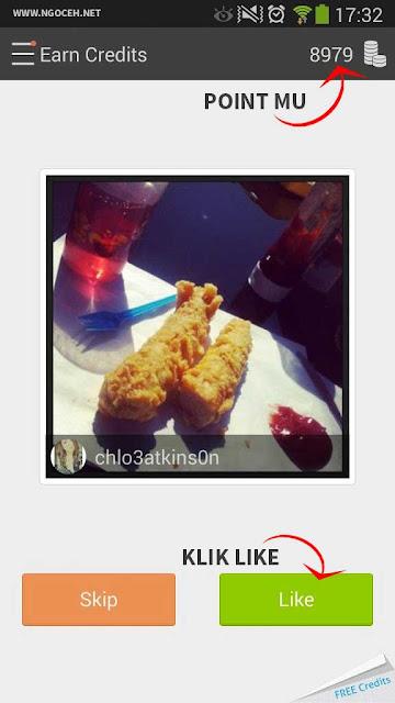 Foto Banyak Like di Instagram