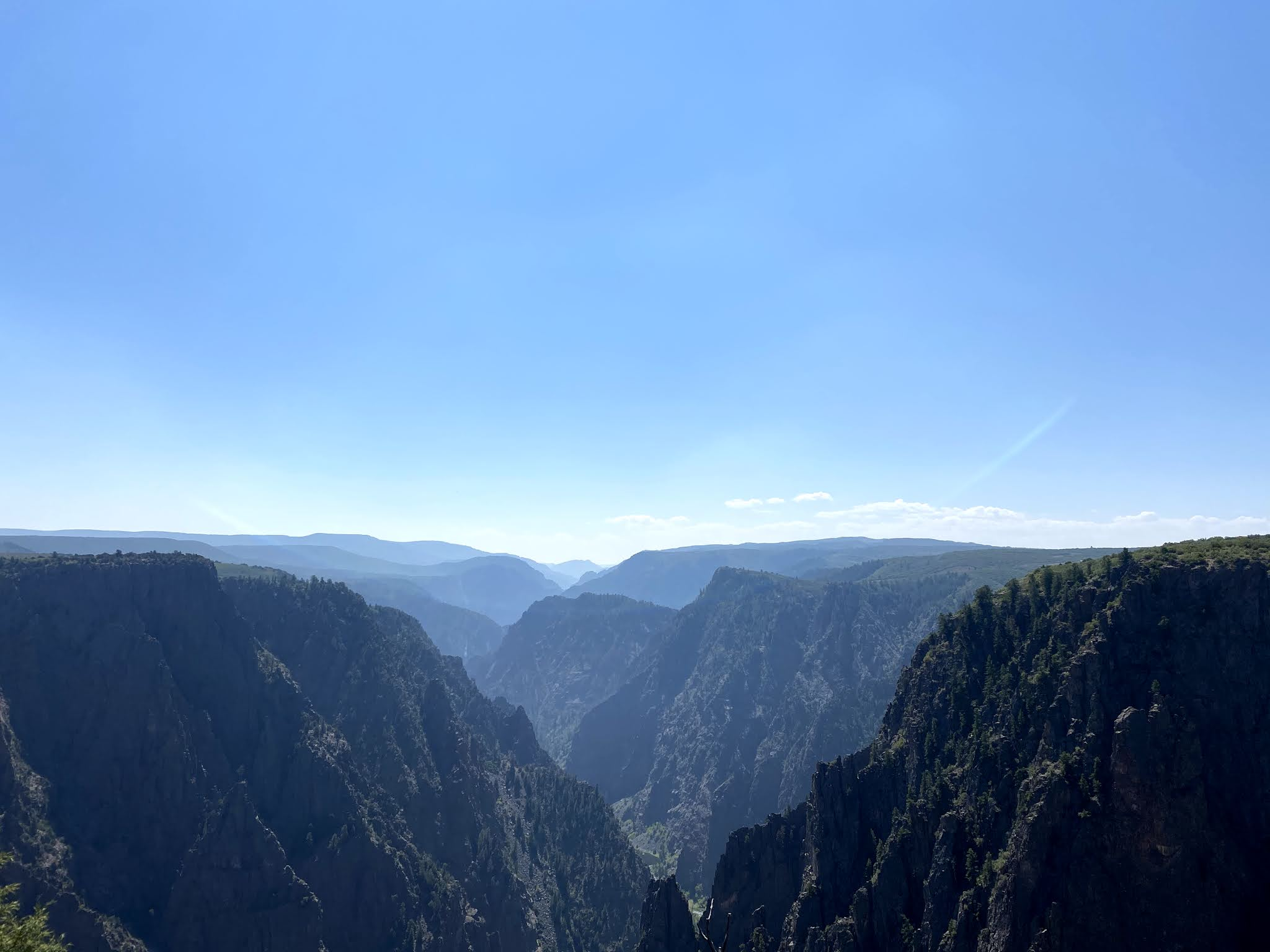 Black Canyon of the Gunnison National Park, CO | biblio-style.com