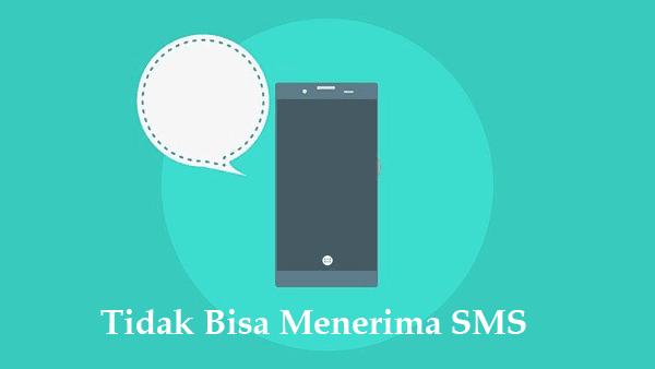 HP android xiaomi tidak bisa menerima sms pesan masuk verifikasi