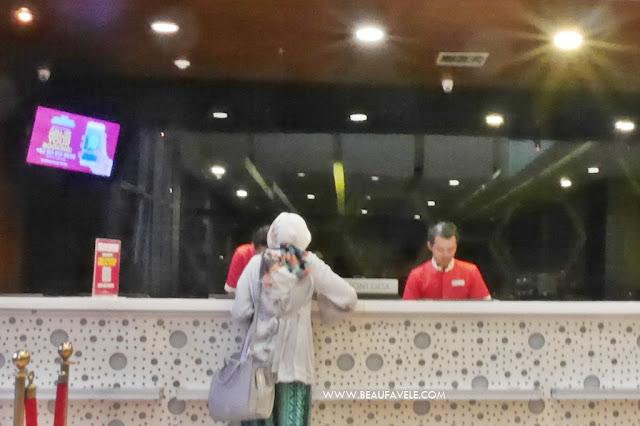 Lobi Hotel Best Western Premier The Hive Jakarta