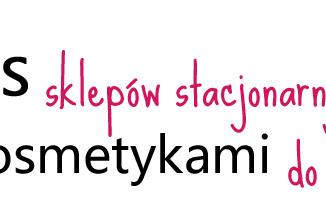 Spis sklepów z kosmetykami do włosów | 2013 - czytaj dalej »