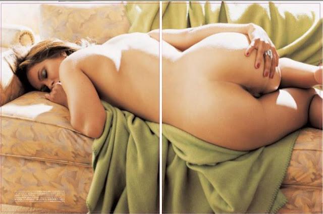 Fotos de Ana Paula Oliveira nua pelada na Playboy