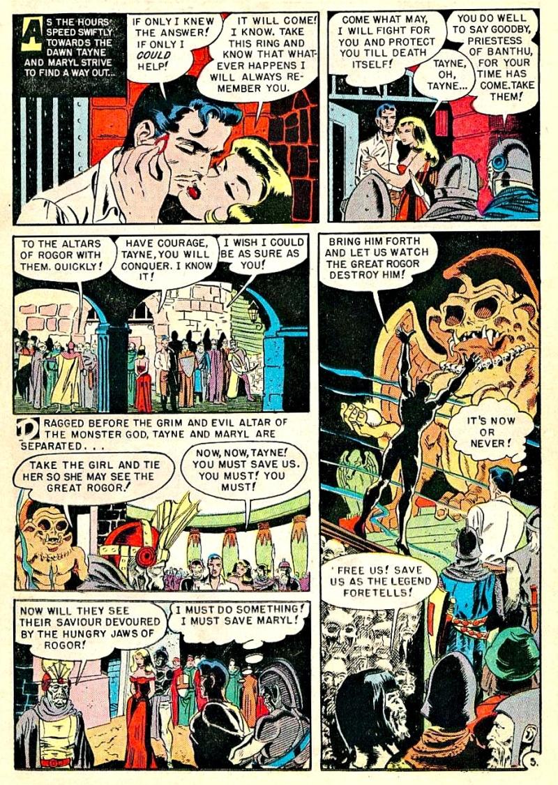Davy Crockett's Almanack of Mystery, Adventure and The ...