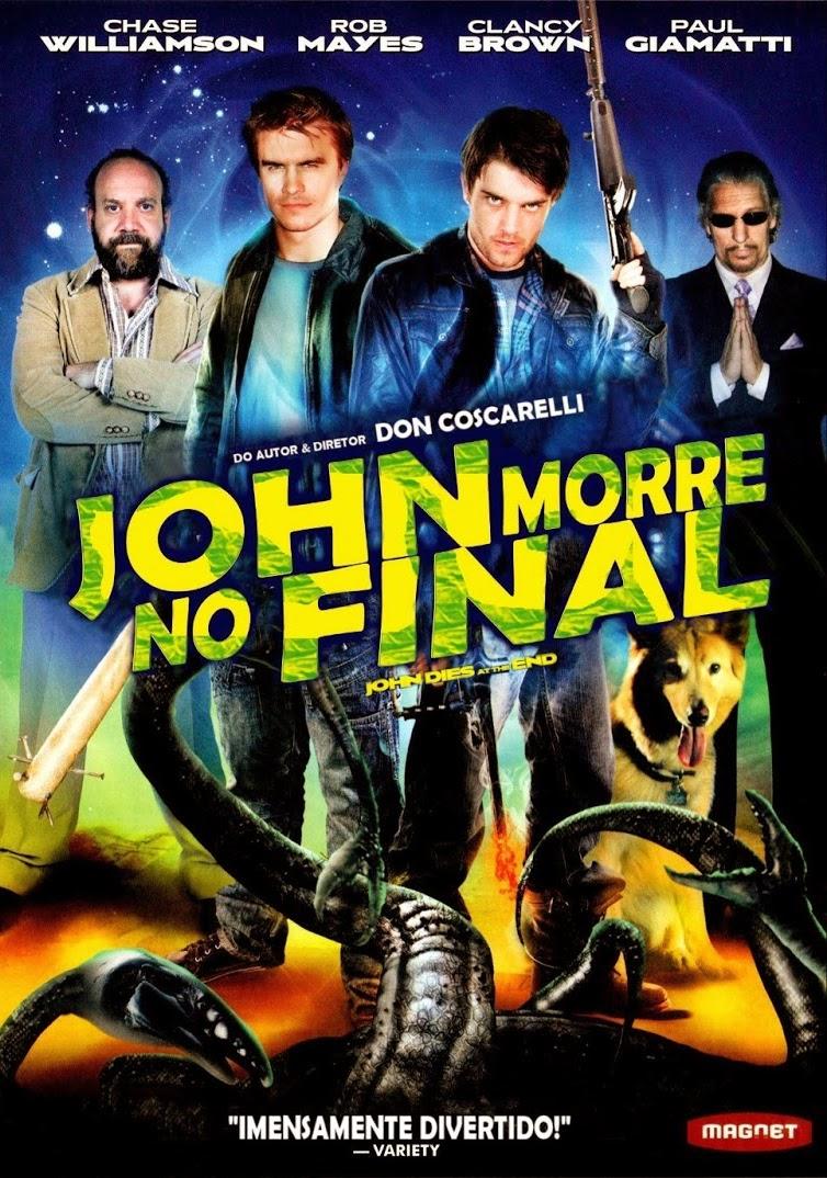 John Morre No Final - Full HD 1080p