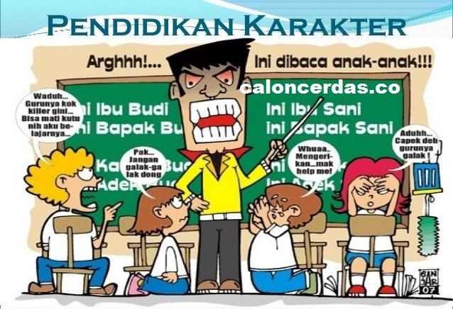 Pembentukan Karakter Siswa Melalui Pendidikan Agama Islam