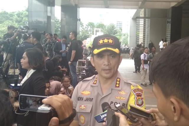 Aksi Kepung Rumah Prabowo Tidak Terbukti