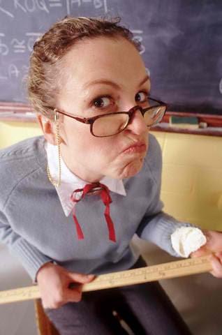 lesbians Teachers and student