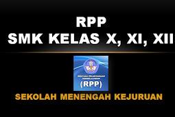 RPP SMK Kelas X, XI, XII KTSP-Guru Nusantara